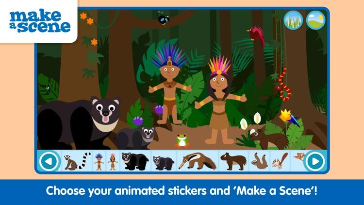 Make a Scene: Jungle (Pocket) screenshot-4