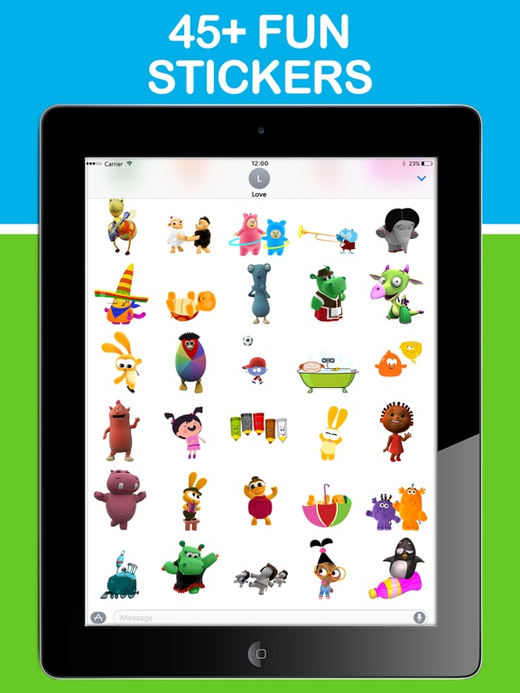 BabyTV Stickers-ipad-0