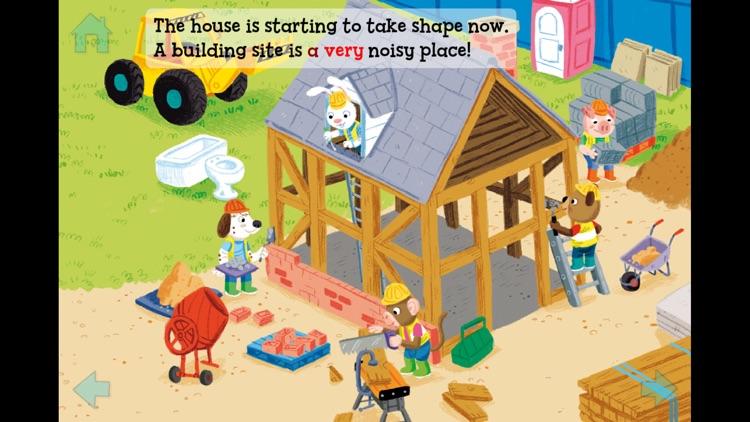 Bizzy Bear Builds a House screenshot-4
