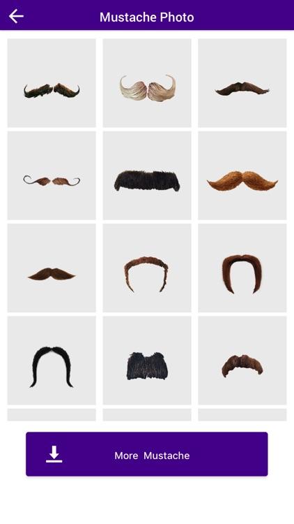 Mustache Photo Booth - Mustache Photo Montage screenshot-3
