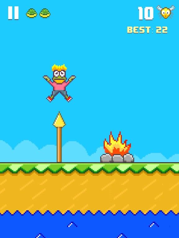 Hoppy Frog-ipad-1