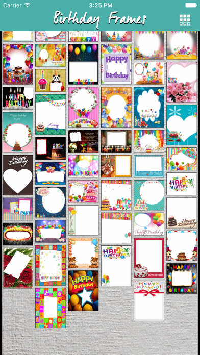 Birthday Photo Frames & Picture Frames Effects screenshot two