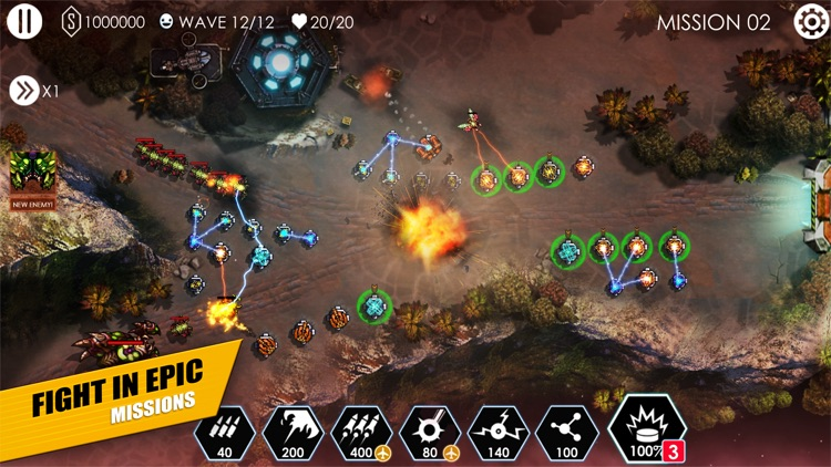 Tower Defense: Invasion screenshot-3
