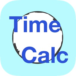 TimeCalc - The time calculator. (addition, subtraction)