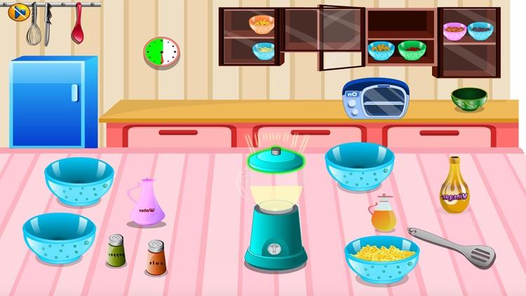 Cooking sara pasta free Cooking games for girls