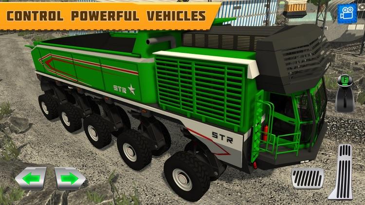 Quarry Driver 3: Giant Trucks screenshot-4