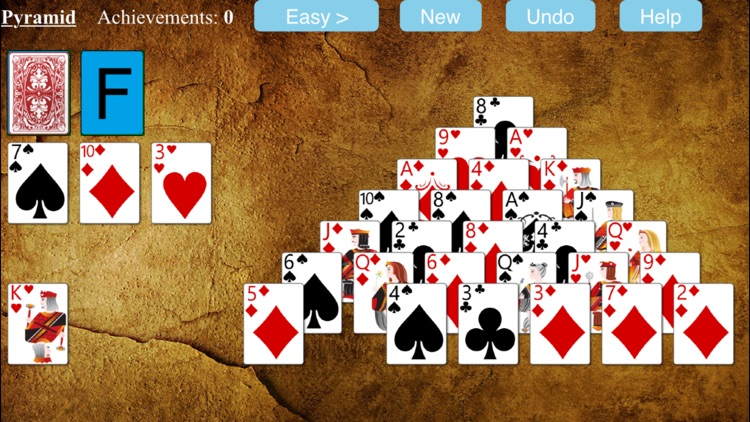Pyramid Solitaire - Free