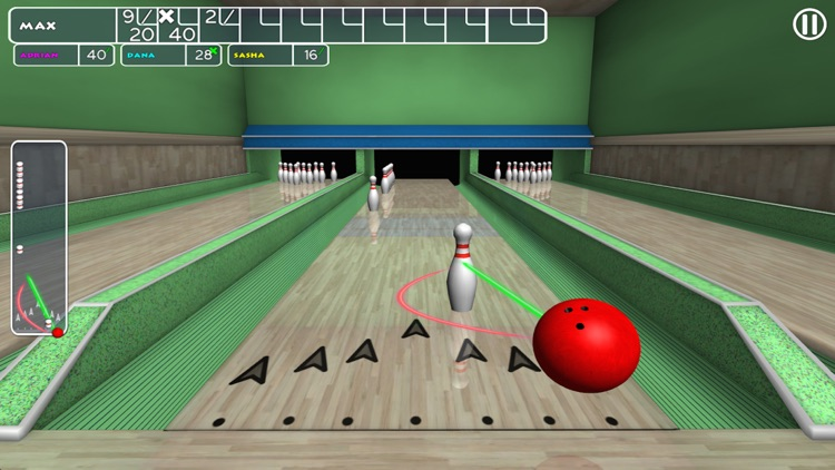 Trick Shot Bowling