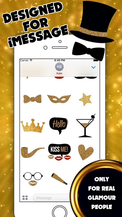 Party People for iMessageのスクリーンショット3