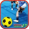 五人足球2017 - 顶级新的足球游戏3d
