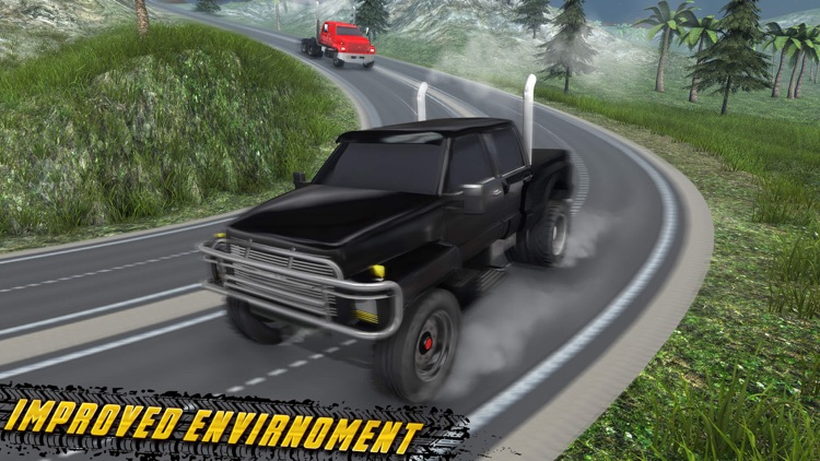 Offroad Sierra 4x4 Simulator – Hill Climb Driving screenshot-4