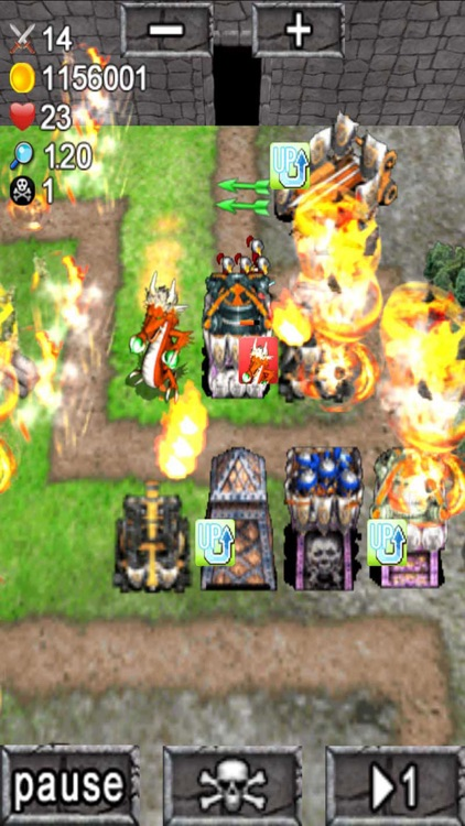The Legend of Imperial Defence2 Free screenshot-3