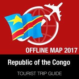 Republic of the Congo Tourist Guide + Offline Map