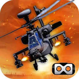 Helicopter Conflict Fight War-zone