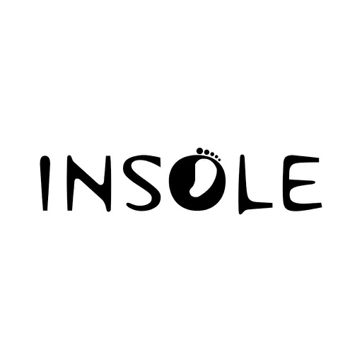 Insole - For Running Shoes,Basketball shoes application logo
