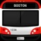 Transit Tracker– Boston (MBTA) is the only app you'll need to get around on the Transit System in the greater Boston area (MBTA)