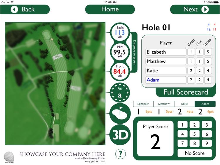 Portlethen Golf Club - Buggy