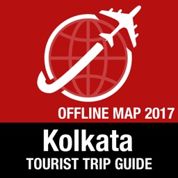 Kolkata Tourist Guide + Offline Map