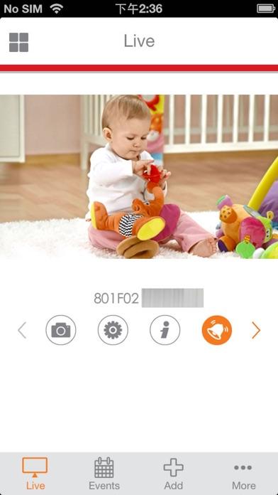 EdiView II Screenshot on iOS