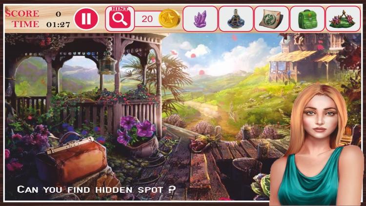 Hidden object: Secret of antela is land pro screenshot-3