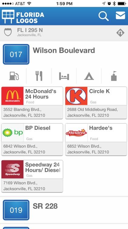 Florida Logos screenshot-3