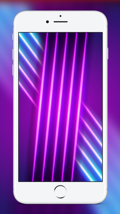 Neon Wallpapers - Electric Color Backgrounds Free screenshot-3
