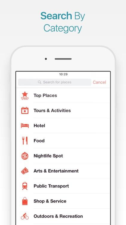 Dubai Travel Guide and Offline Map screenshot-4