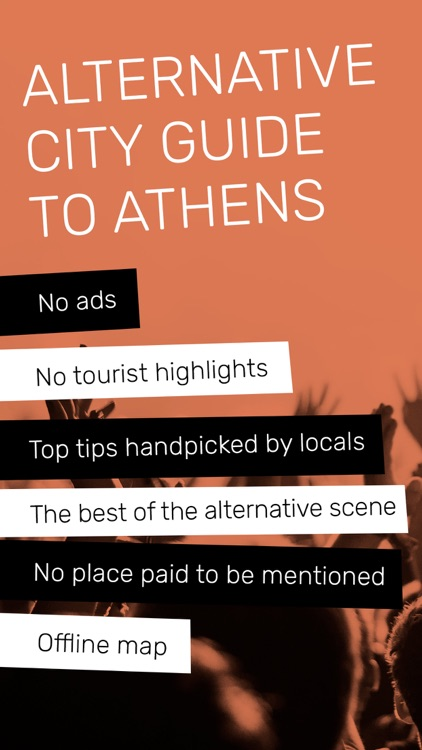 Indie Guides Athens screenshot-0