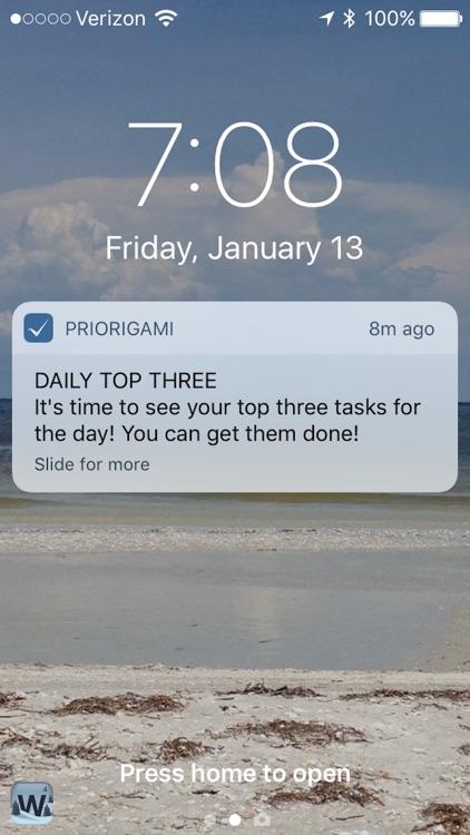 priorigami screenshot-3