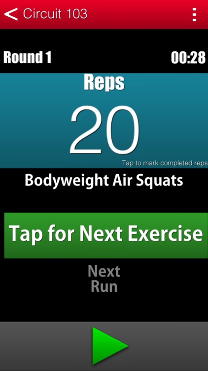 RealiFit screenshot-3