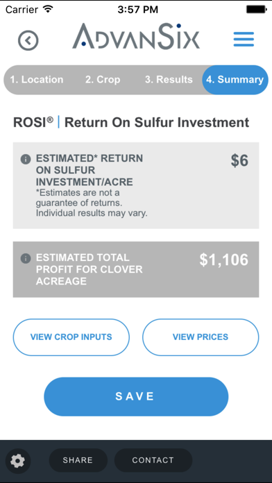 ROSI® Calculator-4
