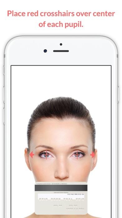 PD Pupil Distance Meter app image
