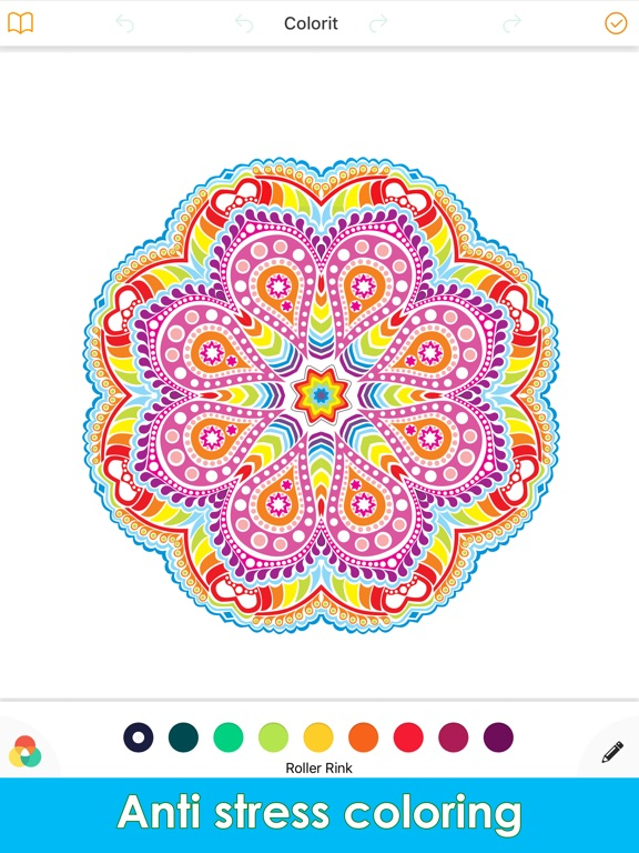 Coloring Pigment Colouring Book For Adults App Price Drops