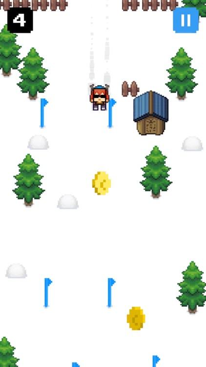 لعبة التزلج على الجليد العربية
