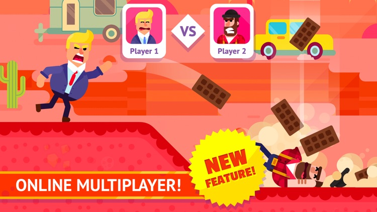 Bowmasters (Ad Free) - Top Multiplayer Bowman Game screenshot-0