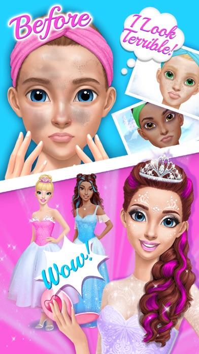 Princess Gloria Makeup Salon screenshot 2