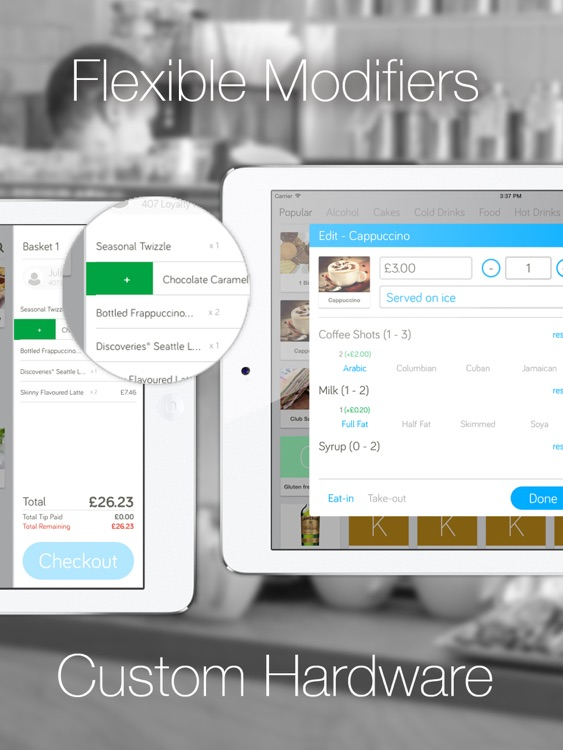 Shopwave Point Of Sale (POS) screenshot-3