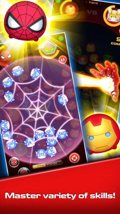 MARVEL Tsum Tsum screenshot-2