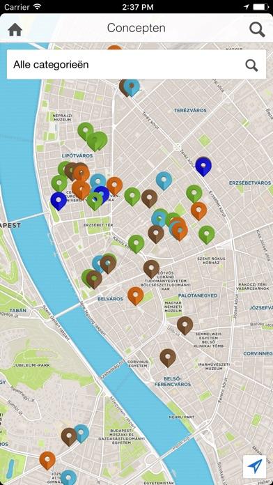 Trendguide Boedapest app image