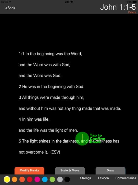 Bible Mark Up - Bible Study