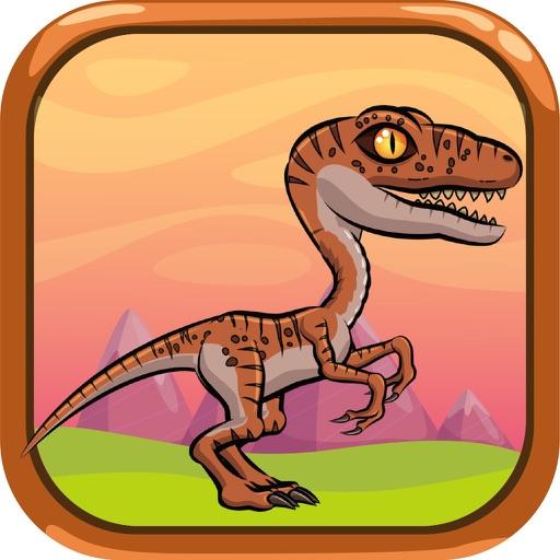 Running Dinosaur Adventure Game iOS App