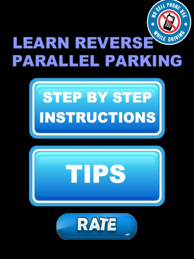Learn Reverse Parallel Parking On The App Store