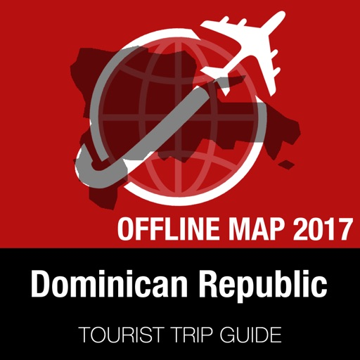Dominican Republic Tourist Guide + Offline Map