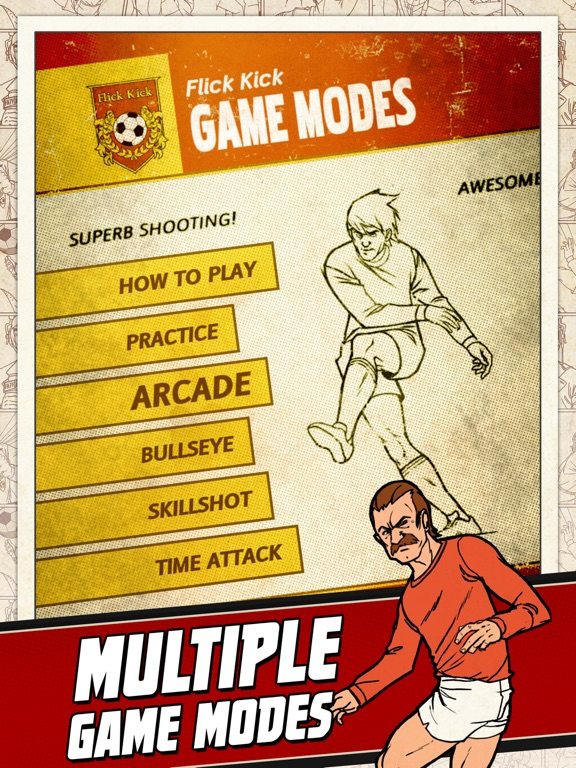 Flick Kick Football Kickoff-ipad-3
