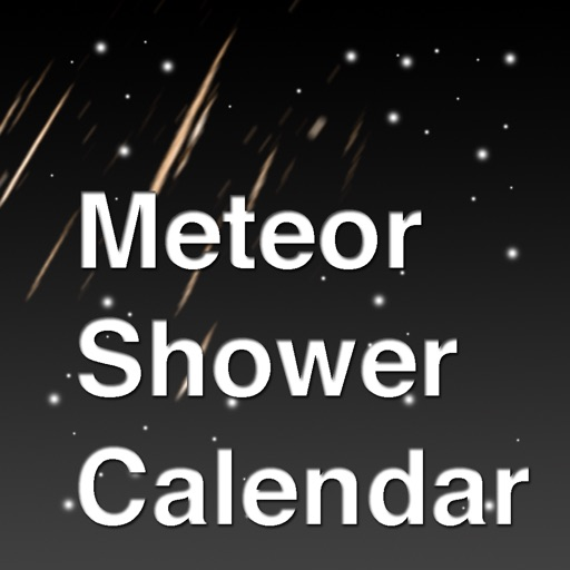 Meteor Shower Calendar - Ad Version