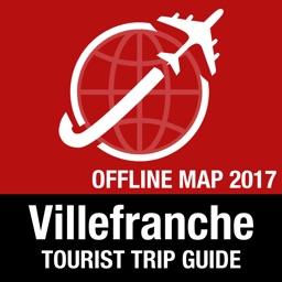 Villefranche Tourist Guide + Offline Map