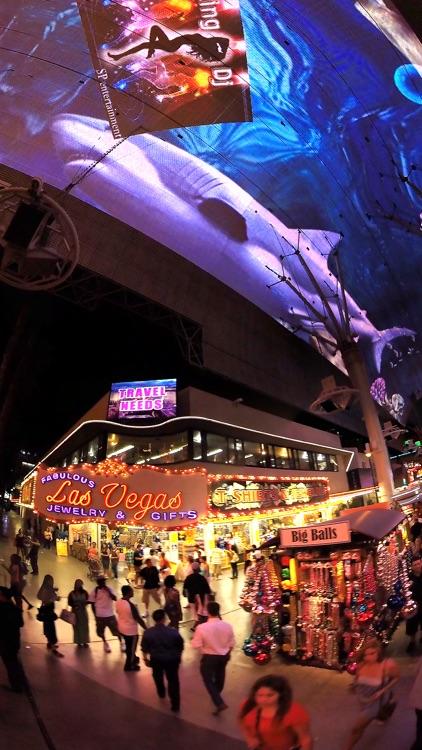 VR Las Vegas Fremont Street Virtual Reality 360 screenshot-4
