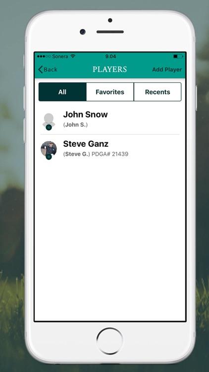 Disc Golf 2 - PDGA screenshot-3