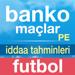 Banko İddaa Tahmin Maç Sonuçları - Futbol PE