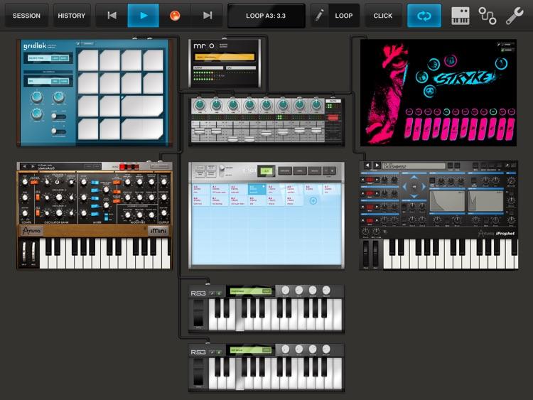 iProphet Synthesizer screenshot-4
